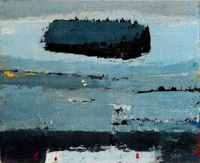 nicolas de stael landscapes - Google Search