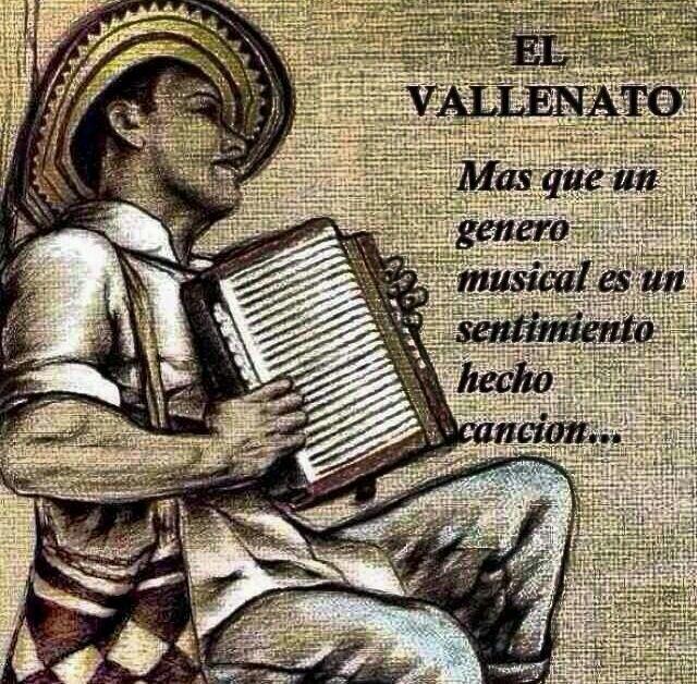 El Vallenato, genero musical en Colombia.