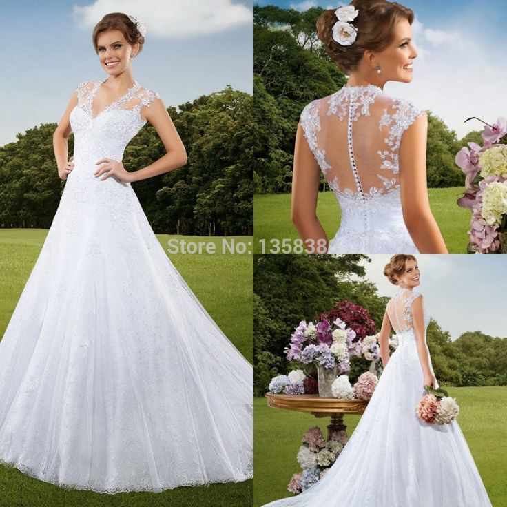 31 best colored wedding dresses images on pinterest for Country dresses for wedding guest