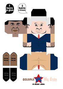 Obama vs. McCain