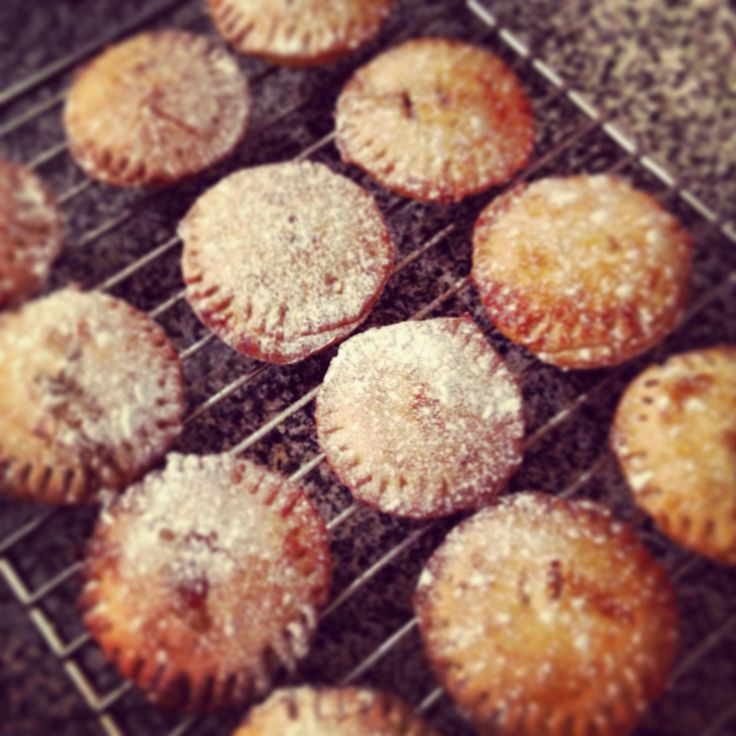 Mary Berry mince pies. Need I say more?