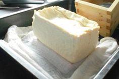 Tofu selber machen (vegan) | Vegetarische Rezepte