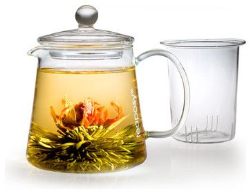 Teaposy L'amour Gift Set - contemporary - coffee makers and tea kettles - Importika