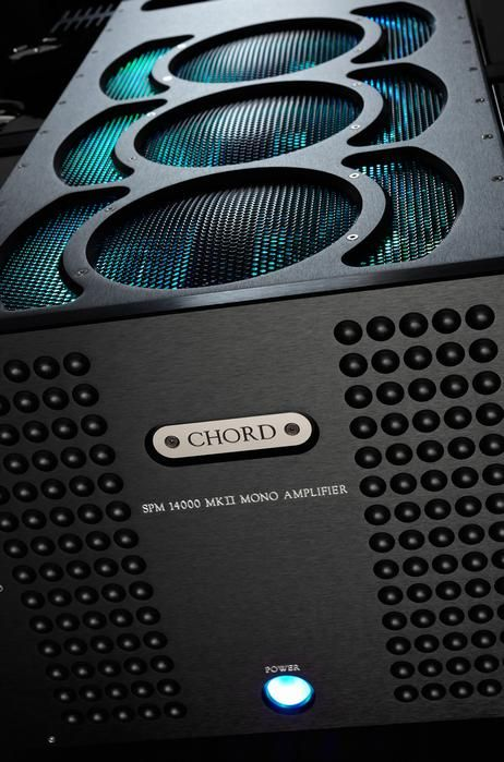 Chord SPM 14000MkII Reference mono power amplifier