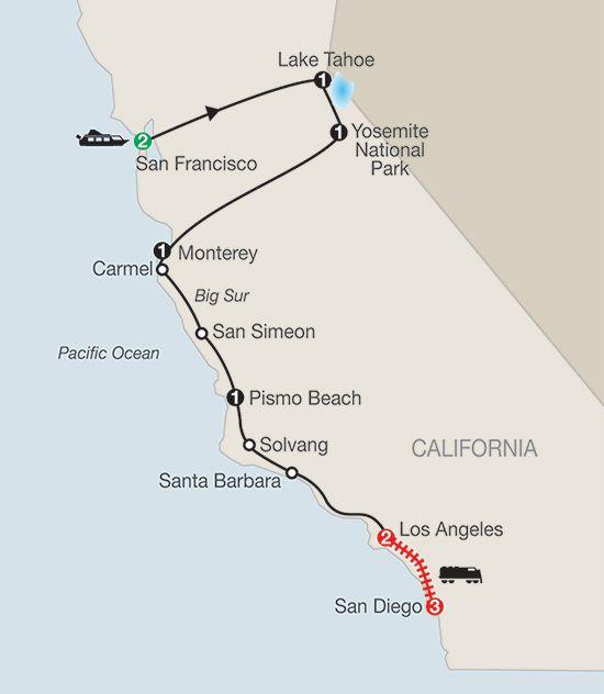 California Classics - June 18-27 and June 20-28.