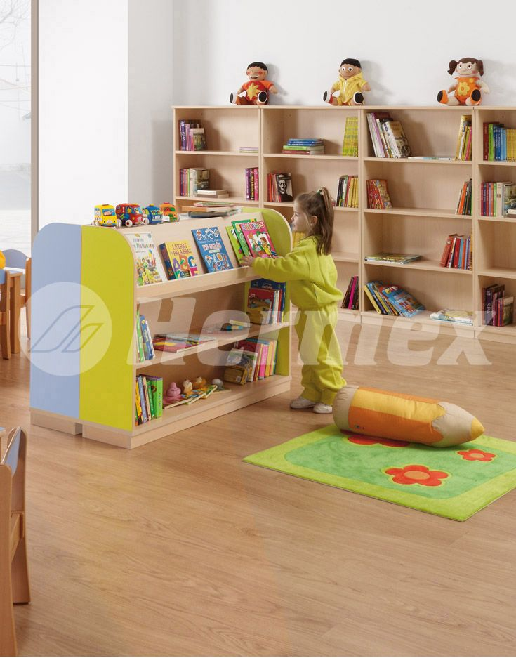 9 best images about bibliotecas infantiles on pinterest for Libros de mobiliario
