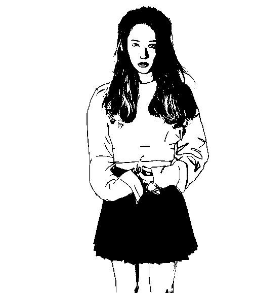 Krystal Jung   #fanart