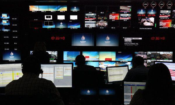 Al Jazeera America, Its Newsroom in Turmoil, Is Now the News - NYTimes.com