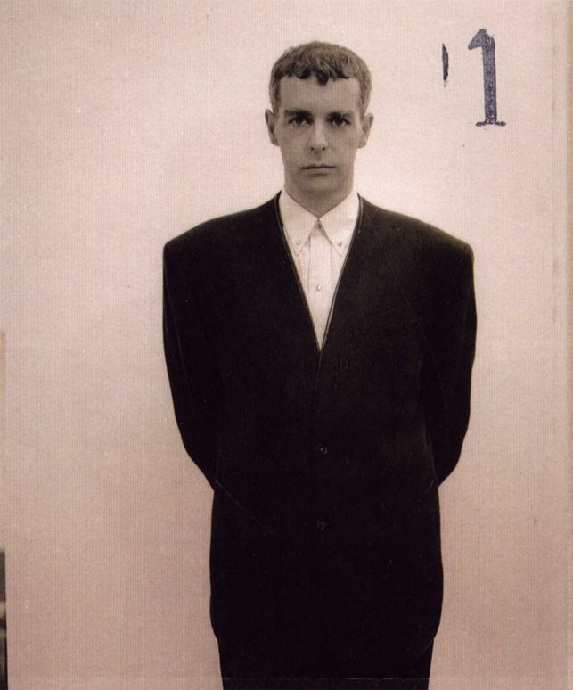 Neil Tennant - 'Behaviour' Period [1990-1991]