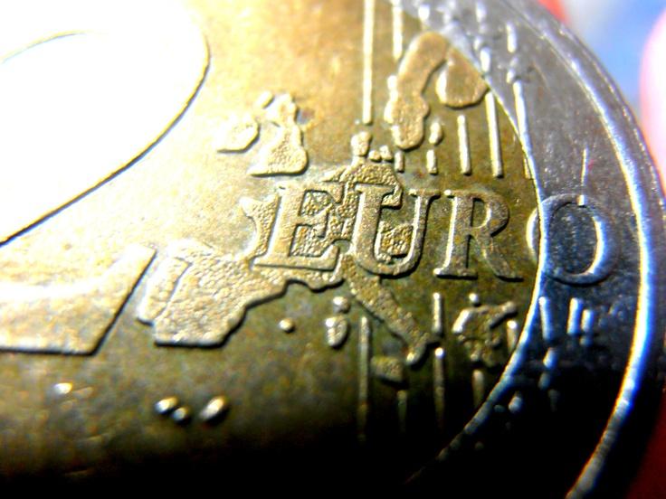 Moneda de 2 Euros en España.