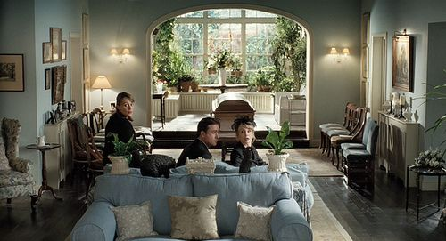"""An English Country House in """"Death at a Funeral"""" - Hooked on Houses"""