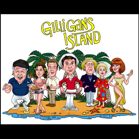 gilligans island adult cartoon
