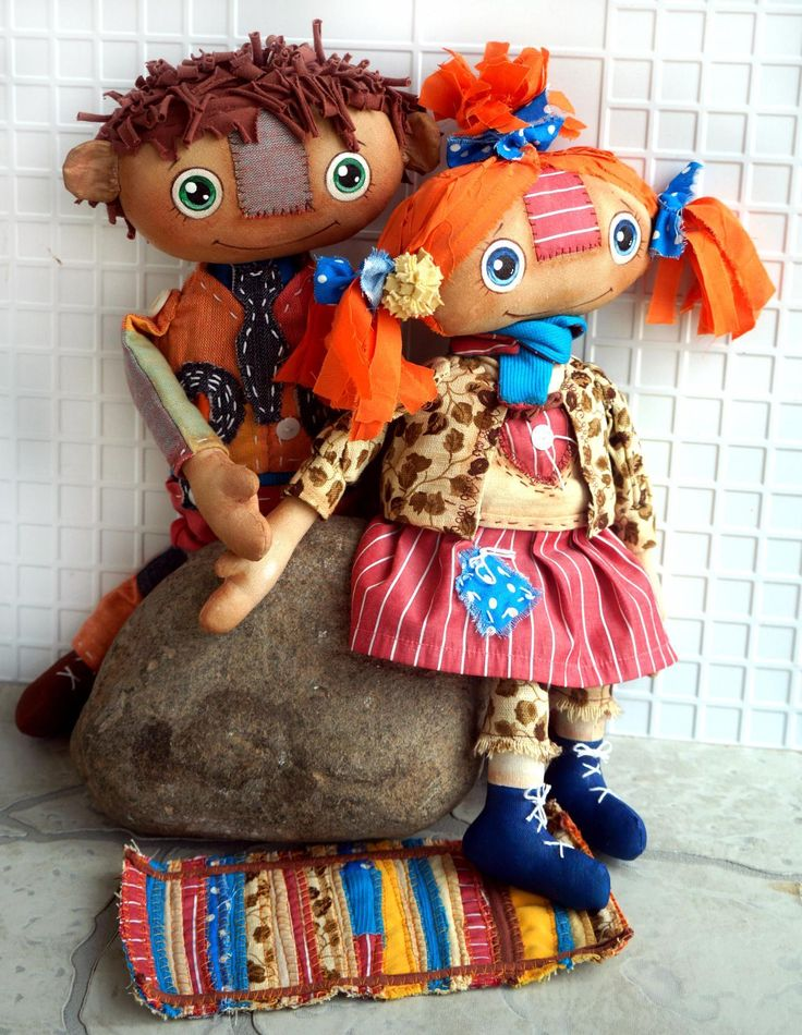 Чердачные куклы