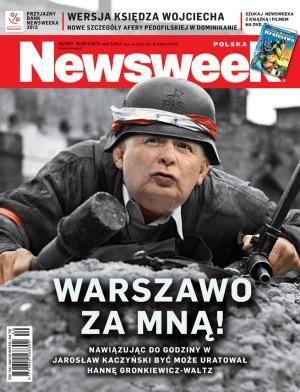 Nawiązując do Godziny W Jarosław Kaczyński być może uratował Hannę Gronkieiwcz-Waltz