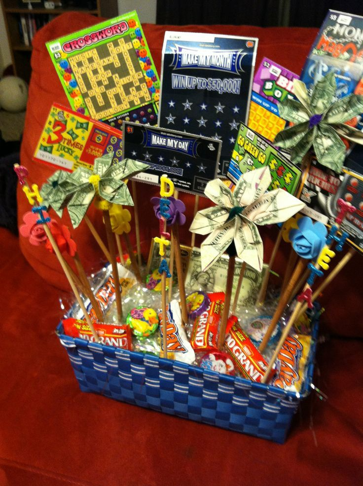 17 Best Ideas About Lottery Ticket Tree On Pinterest
