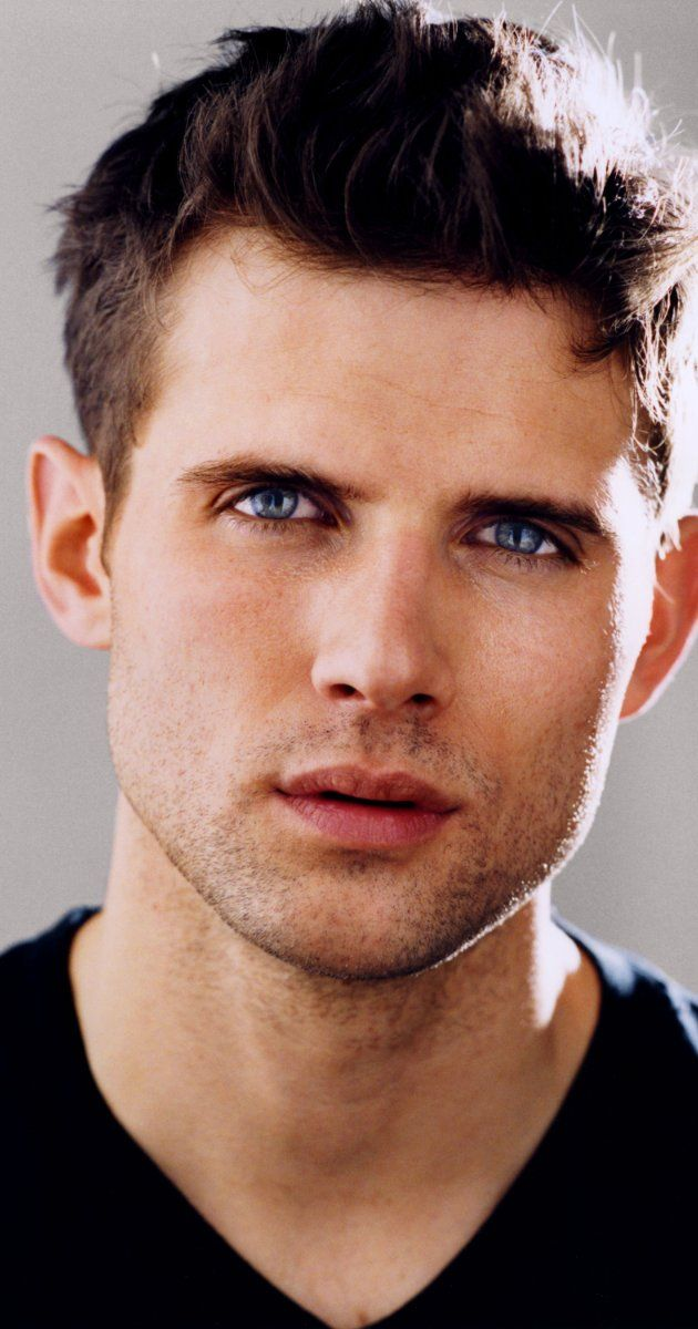 Kyle Dean Massey. I'm pretty sure he's rehearsing to be the new Pippin