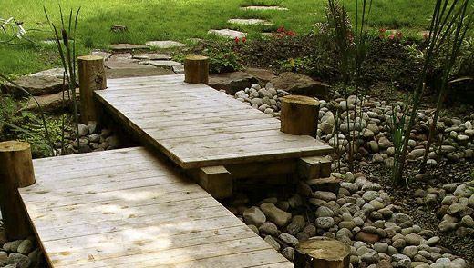 garden bridge designs | ... Landscapes: Award winning garden design and landscape designs