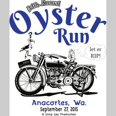 12 Best Oyster Run Images On Pinterest Motorbikes