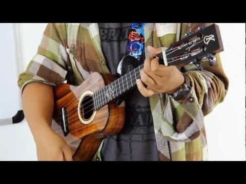 """Ukulele Whiteboard Requests 1 - """"Rusty Cage"""" by Johnny Cash - YouTube"""