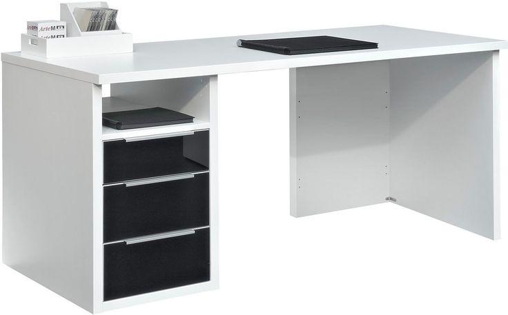 meer dan 1000 idee n over schreibtischplatte op pinterest zolderkamers ivar regal en. Black Bedroom Furniture Sets. Home Design Ideas