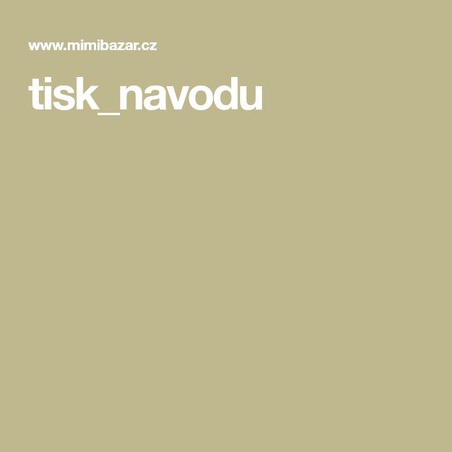 tisk_navodu