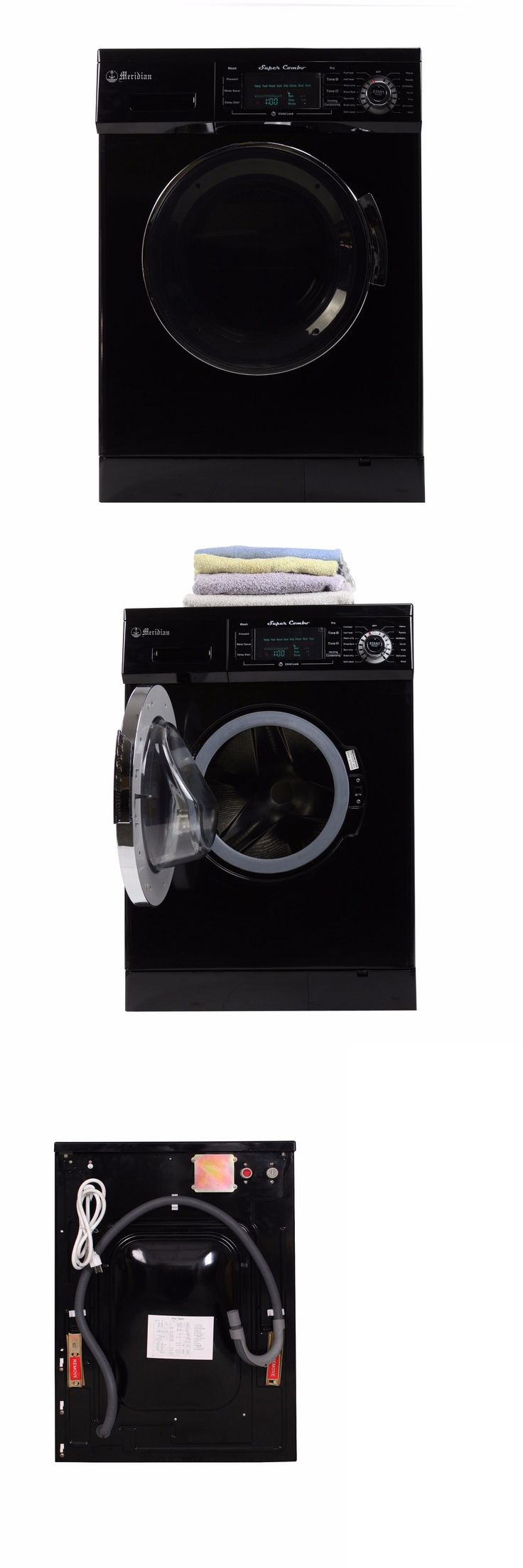 Lg 2 3 cu ft all in one washer and dryer - Washer And Dryer Sets 71257 1 6 Cu Ft All In One