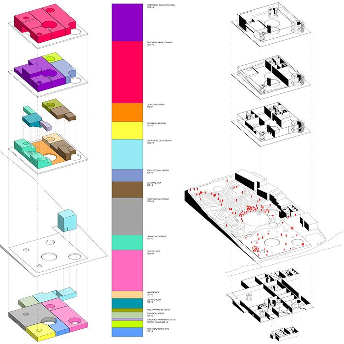 images about architecture drawing on pinterest   concept    programme general iso  jpg  ×  pixels