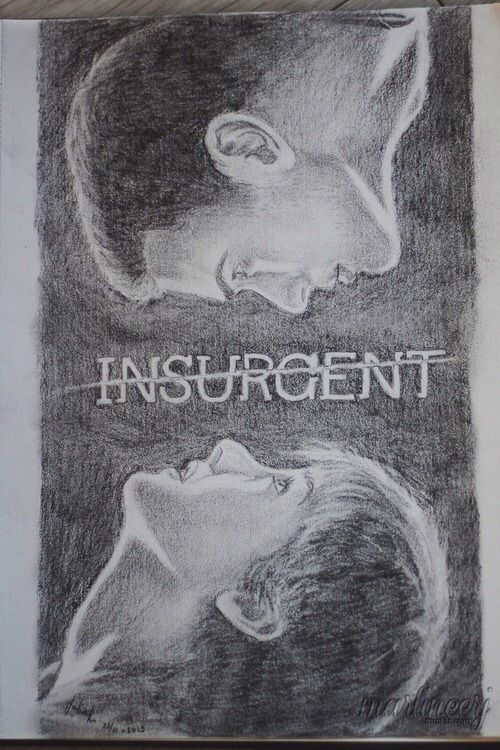 Insurgent fan art