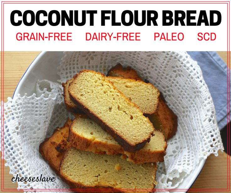 Coconut flour bread is so easy to make. This coconut flour bread tastes so much like white bread, you will be surprised.