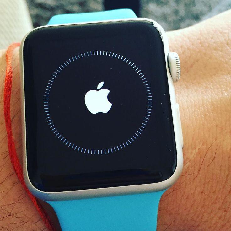 New toy #apple #applewatch #sport #guy #boy #instaboy #instaguy #nofilter #santiago #chile by nikobarrosg