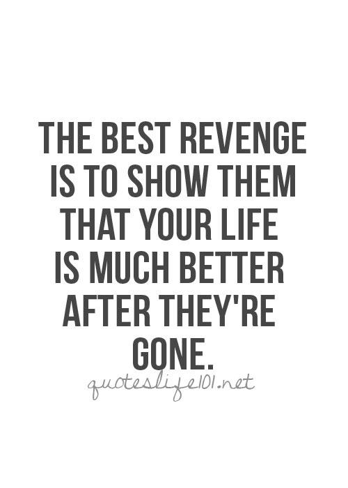 Revenge Relationship Quotes. QuotesGram