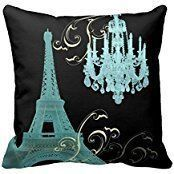 Romantic, Cute and Trendy Paris Themed Home Decor  Paris home décor is cute, trendy and adorable.  In fact, it is perfect for anyone who has or wants to visit Pairs.  Paris themed home décor is really trendy and popular all over the world.  For this reason, I really love Paris wall art, Eiffel Tower bedding not to mention other cute Parisian decorative accents.  Any room of your home living room, bedroom, kitchen, and even bathrooms can look charming, unique and elegant.