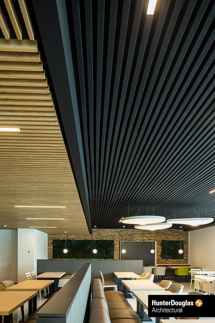 Do you nee an acoustical ceiling solution meet heartfelt a modular felt ceiling system with incredible acoustics and a unique appearance