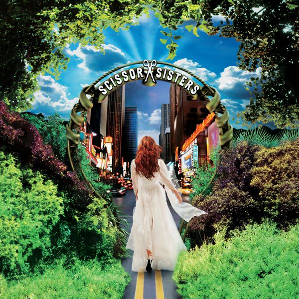 """Scissor Sisters   """"Good luck cuttin' nothin', carryin' on, you wear them gowns, So how come I feel so lonely when you're up gettin' down?"""""""