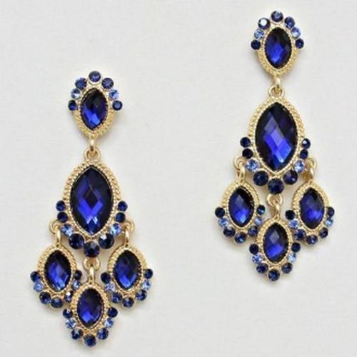 132 best Complete The Look - Blue Rhinestone & Crystal Jewelry ...
