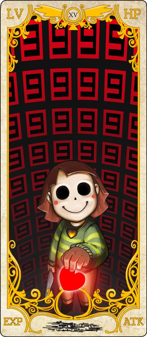 22 best Undertale Cards images on Pinterest | Tarot cards, Tarot and