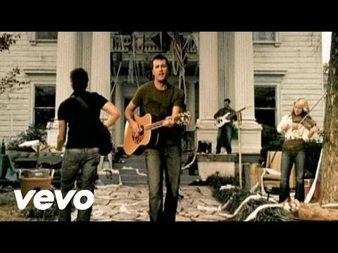 Luke Bryan - Rain Is A Good Thing - YouTube. Btw not the right image!