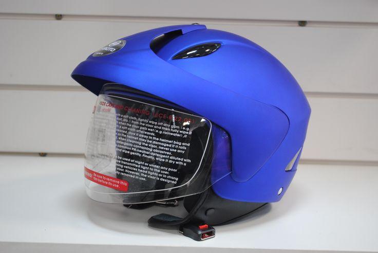 Открытый шлем v520 - матовый перламутр. Open helmet v520 - mat pearl
