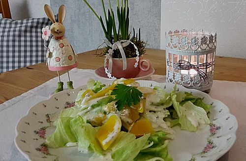 Eisberg - Mango - Salat