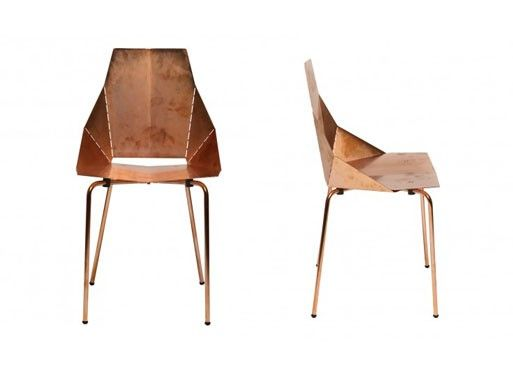 Copper Real Good Chair — Dining and Side Chairs -- Better Living Through Design