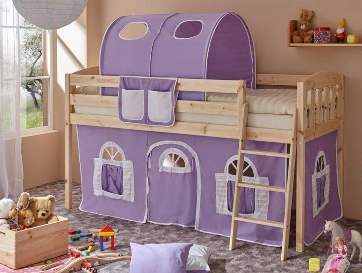 the 25+ best ideas about babybett weiß on pinterest   babyzimmer ... - Kinderzimmer Weis Lila