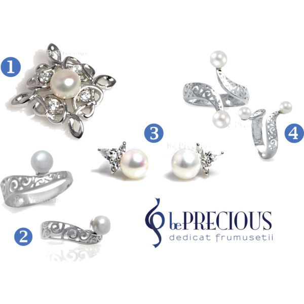 """""""I love pearls"""" by ebonyvintage-nahoot on Polyvore"""