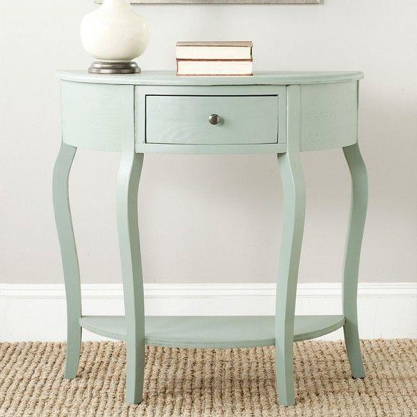 best 25 half moon console table ideas on pinterest. Black Bedroom Furniture Sets. Home Design Ideas