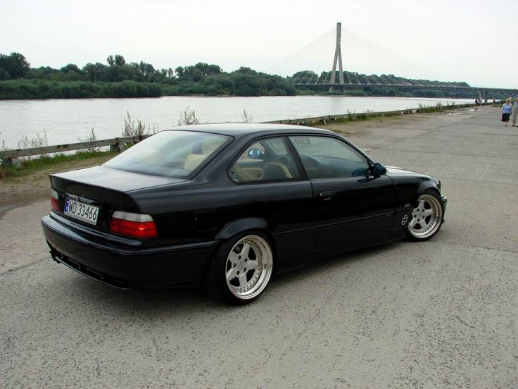 coup on ac schnitzer type 1 wheels bmw e36 culture. Black Bedroom Furniture Sets. Home Design Ideas