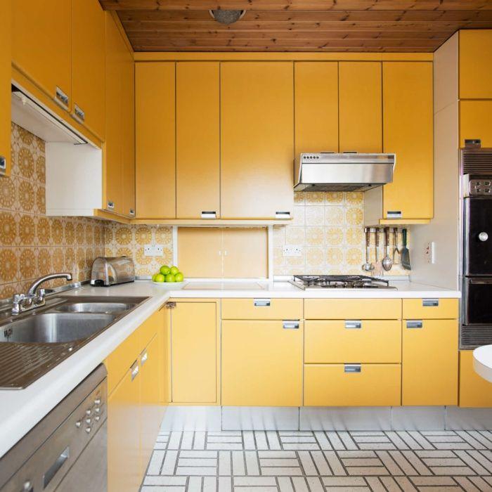 Kleine Küchen einrichten – Kleine Räume stellen die Kreativität auf die Probe mit Bildern ...