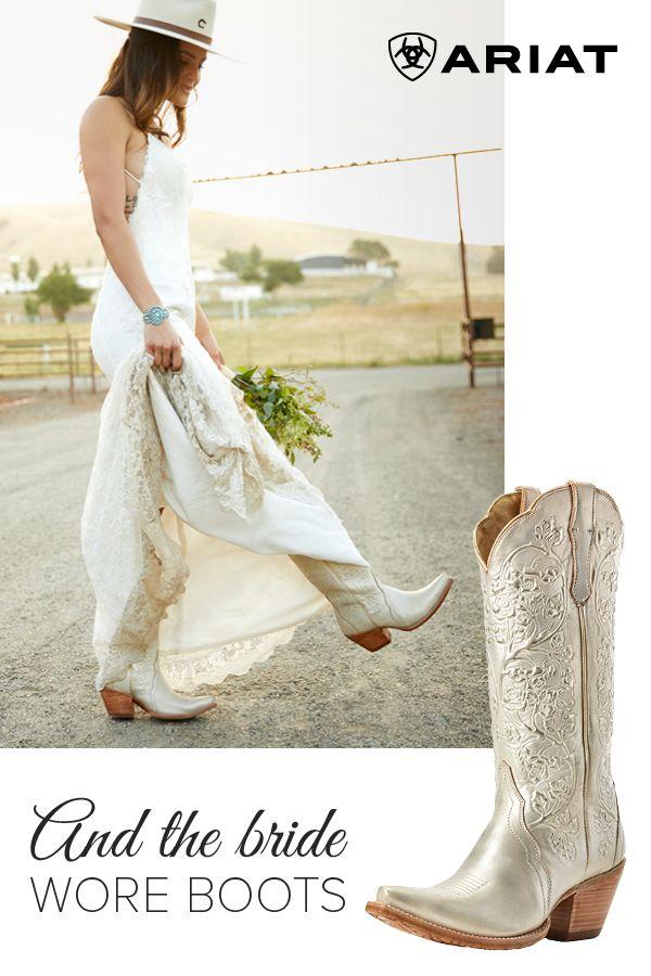 Wedding Cowboy Boots \u0026 Bridal Boots