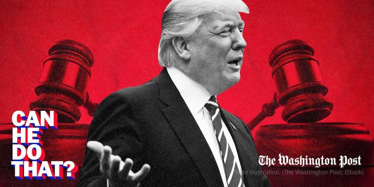 Can President Trump actually break up the 9th Circuit Court? - The Washington Post
