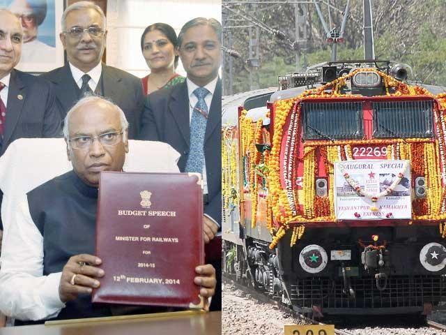 Slideshow : Seven passenger friendly measures from Interim Rail Budget - Seven passenger friendly measures from Interim Rail Budget | The Economic Times