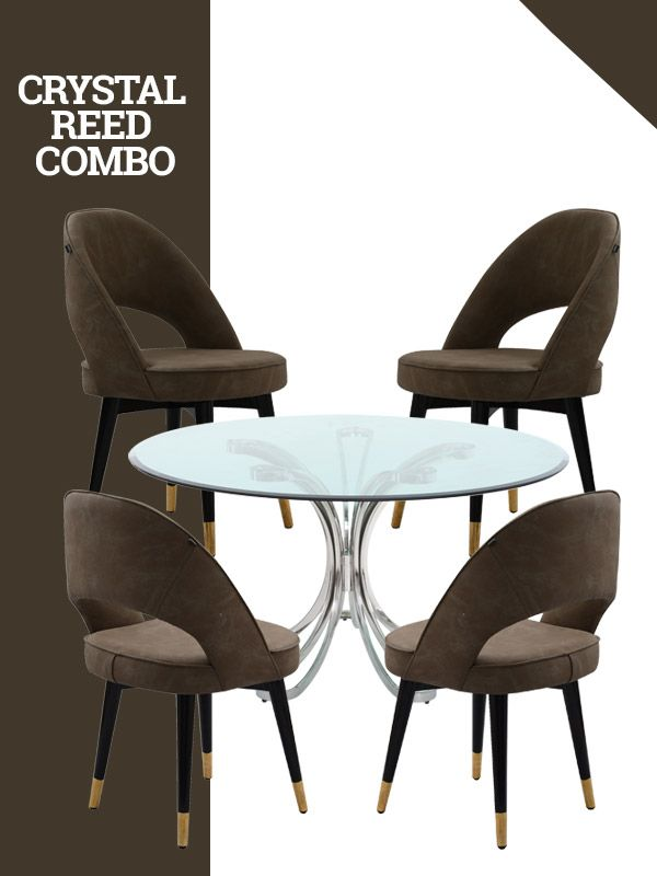 Crystal Reed Combo Furniture Crystals