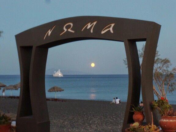 Perrissa...  Santorini     Noma
